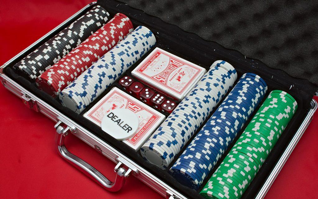 marques de mallettes de poker