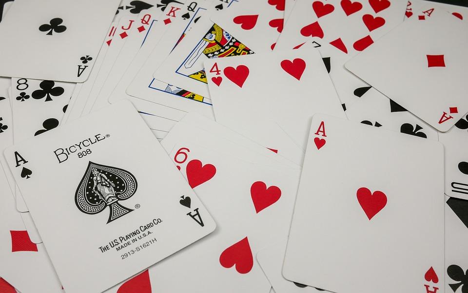choisir les cartes de poker
