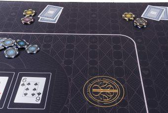 durée de vie d'un tapis de poker